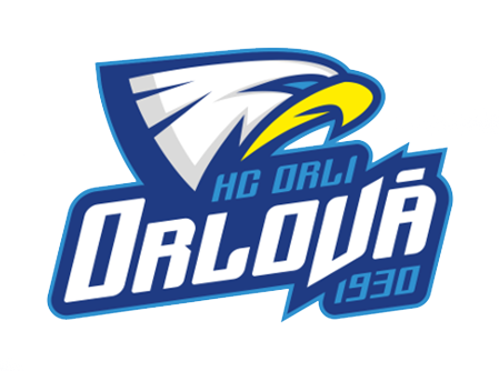 Výsledek obrázku pro hc orlova logo